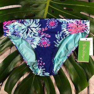 ⬇️FINAL MARKDOWN‼️NWT!Lilly Pulitzer Bikini Bottom